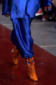 Roksanda 2017 Vogue's Ultimate Shoe Guide Autumn/Winter 2017 Shoes Trend Guide | British Vogue