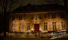 Chicago Area Professional Christmas Light Installation | Northern ...