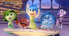 The director of Pixar's new film Inside Out reveals how he came up with the hilarious concept and one of its stars, Amy Poehler, shares why she loves Pixar. Walt Disney, Disney Pixar, Disney Movies, Disney Facts, Disney Fun, Disney Stuff, Disney Magic, Disney Characters, Inside Out Trailer
