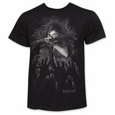 The Walking Dead Daryl's Crossbow Shirt