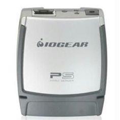 IOGEAR Network GPSU21W6 USB 2.0 Print Server 1-Port Multi-Language Version