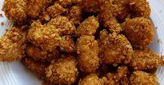 Chicken Nuggets ruckzuck, ein Rezept der Kategorie Hauptgerichte mit Fleisch. Mehr Thermomix ® Rezepte auf www.rezeptwelt.de