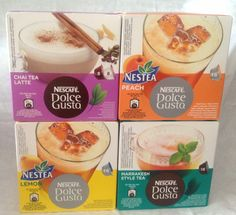 Nescafé Dolce Gusto Tea lovers 64 capsules variety: Amazon.co.uk: Grocery