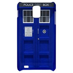 Samsung Infuse 4G Case TARDIS Dr Who Inspired Samsung Infuse 4g Case Cover Hard Case Doctor Who Tardis. $16.99, via Etsy.