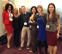 RVHF staff attend the AFP Fundraising Day conference in Toronto.
