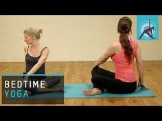 Bedtime Yoga - PositiveMed
