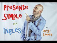 Llegó el momento de dejar claro el cómo funciona el presente simple en Inglés, en este video verás imágenes y corregiremos la pronunciación para que te quede...