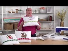 In just a few simple steps, transform a pair of tea towels into a reversible placemat. Watch to learn how to make this fabulous project, and upgrade your din...