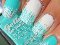 Some beautiful nail tips - Karo Pin