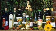 Die Öle von Sonnenblumensamen, Weizenkeimen, Kürbiskernen, Sesam und Soja sind reich an Phytosterinen, deren cholesterinsenkende Wirkung wissenschaftlich abgesichert ist.