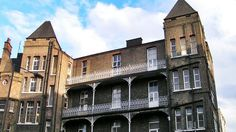 BBC News - The teetotaller's hospital, London - and future plans