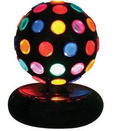 SuperDiscountComwinn Disco Lights Strobe Light Disco Ball Dj - Childrens disco lights bedroom