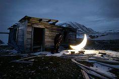 Leonid Tishkov y su Luna privada -