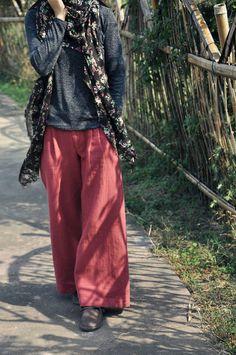 Gruesa de invierno ropa cómoda Natural sueltos por MixmindDesign, $89.00