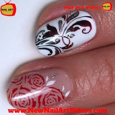 The Best Nail Art Designs Compilation April 2018 New Nail Art, Cool Nail Art, Youtube Nail Art, Newspaper Nails, Nails 2018, Nail Art Videos, Best Nail Art Designs, Chrome Nails, Marble Nails