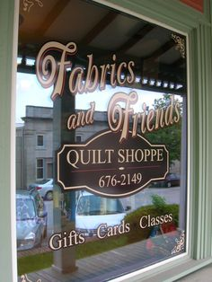Sewing Connection, Milan, OH | Favorite Sewing Shops | Pinterest ... : quilt shops in roanoke va - Adamdwight.com