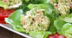 Salade de thon et avocat, une entrée qui impressionnera vos invités
