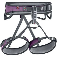 Mammut Ophira 3 Slide Harness  Womens Smoke  Persian Small >>> See this great product. This is an Amazon Affiliate links.