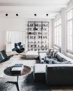Modern Apartment. Designed by Annabell Kutucu.