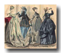 Viktorianska klänningar - 3