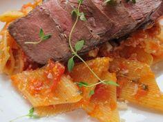 Truffles, Mozzarella and Rigatoni on Pinterest