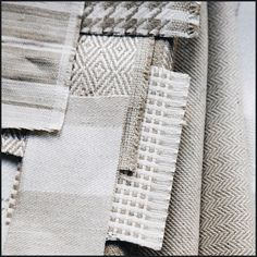 Naturally (lescreations.com): naturalmente #monochrome #linen #rustic #countryside #home #homedesign #homedecor #decor #decoration #homesweethome #lovely #cute #textiles #textildesign #fabric #pattern #texture
