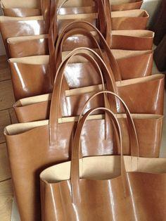 MOLLY SHOPPER  #style #leather #handmade #madewithlove #handbag #responsiblefashion #tote #misoui #wantit #Brown #Leather #Tote #Leather #Bag #Shopping