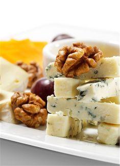 Gorgonzola DOP e Noci | #Gorgonzola blue #Cheese PDO and #Walnuts, Lombardia