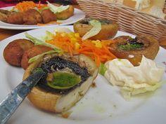 Tapas tapas tapas! Delicious Spanish food!