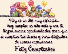 Mensajes De Cumpleanos Para Facebook | imagenes de cumpleaños para facebook-cumpleanos75.gif