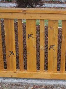 Posts about Deer on Shannon's Garden Fence, Deer, Outdoor Structures, Birds, Garden, Beautiful, Garten, Bird, Gardening