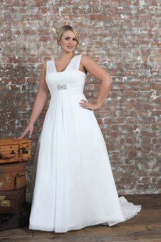 View Dress - CALLISTA Collection: 4146 - For Brides With Curves