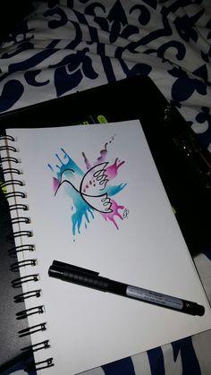Water color sketch