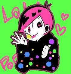Osomatsu-san- Todomatsu #Anime「♡」Neon Candy