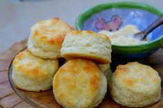 Super easy biscuit recipe - Just made! easy and delish!!!  ~Talitha