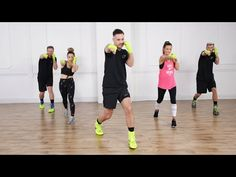 30-Minute At-Home Boxing Workout - YouTube