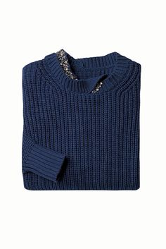 Navy Sweater - Phillip Lim For Target