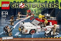 Lego Ghostbusters Ecto 1 and 2 75828 Building Kit (556 Piece) Minifigures Movie | Toys & Hobbies, Building Toys, LEGO | eBay!