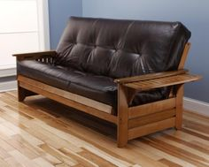Rosemount Full Size Futon, Honey Oak Wood With Bonded Leather Innerspring Mattress, Java Twin Cities Futon  http://www.amazon.com/gp/product/B00G3MWLX8/ref=as_li_tl?ie=UTF8&camp=1789&creative=390957&creativeASIN=B00G3MWLX8&linkCode=as2&tag=vad619-20&linkId=U7JMAQW4ROYHGMJW
