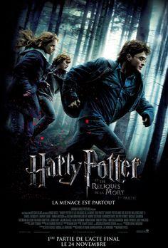 Wallpaper Affiche Film Harry Potter et les reliques de la mort Harry Potter