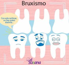 El #Bruxismo es el hábito inconsciente de apretar o rechinar los dientes que puede provocar molestias en diferentes partes de la cabeza y en las personas que te acompañen.  Reserva tu cita ya! @OdSusana  #dental #dentist #tooth #dentistry #teeth #odontologia #dentalstudent #medical #medicine #dentalhygiene #odontolove #medstudent #odonto #implant #dentalassistant #odontologo #Maracay #14oct #ElLimon #Venezuela