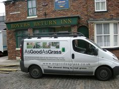 Coronation Street | Artificial Grass by As Good As Grass
