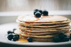 Pancakes it is...