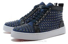 Christian-louboutins-Baskets-montantes-Louboutin-Sneakers-Homme-LC518.html