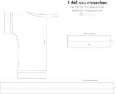 L'usine à bulle: [DIY] Tshirt facile sans emmanchures !