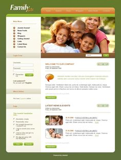 I Love It Summer Camp Joomla Template CLICK HERE Live Demo