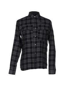 NEIL BARRETT Shirt. #neilbarrett #cloth #top #pant #coat #jacket #short #beachwear