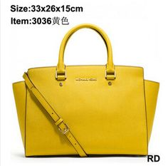 Barato 2014 michaelled sacos korss mulheres bolsa de couro designers famosos…