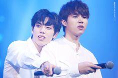 160805 #인피니트 Dongwoo Woohyun - That Summer Concert 3 Day-3