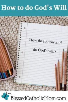 Do you know how to do God's will? Sometimes we make things complicated! 😉Doing God's will has two parts: 1-Know God's will. 2-Do God's will. #Godswill #DoGodswill #KnowGodswill #FollowGod #LiveTheFaith Catholic Marriage, Catholic Books, The Good Catholic, Jesus More, Book Of Matthew, Jesus Teachings, Four Gospels, Trust In Jesus, You Are Precious